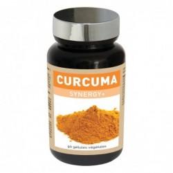 Curcuma Synergy + 60 gélules