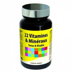 22 Vitamines et Minéraux -...