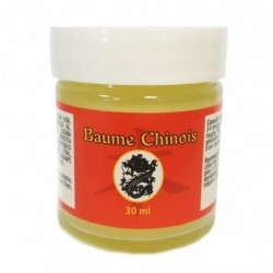Baume Chinois pot 30gr