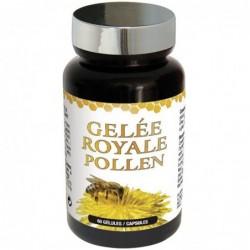 Gelée Royale pollen 60 gélules