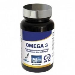 Omega 3 60 gélules