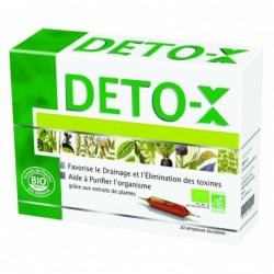 Détox Bio 20 Ampoule