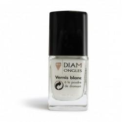 Vernis DIAM ongles blanc...
